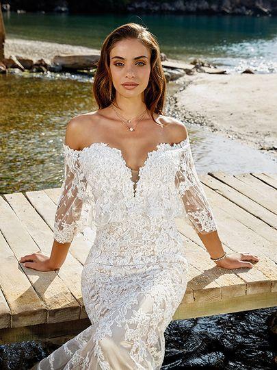Robe de Mariée Roxanne