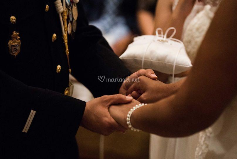 Mariage de Nayma et François