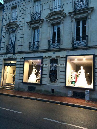 Accueil plein centre Limoges