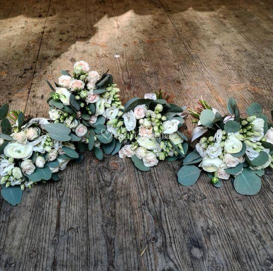Bouquet demoiselle