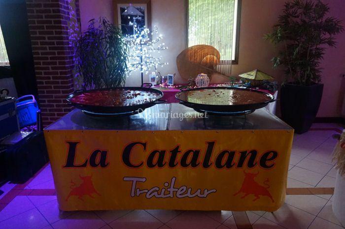 Traiteur La Catalane