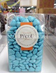 Dragées Chocolat Bleu