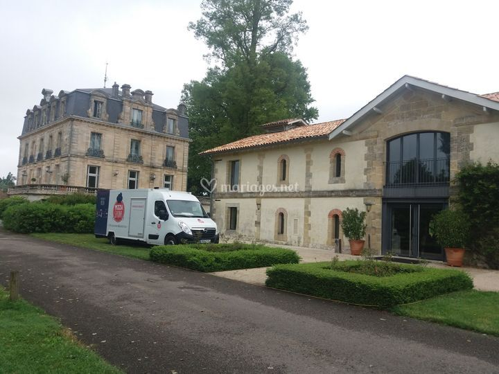 Château Grattequina 100 convives