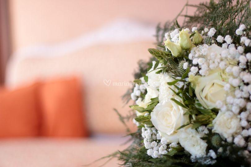Bouquet livré
