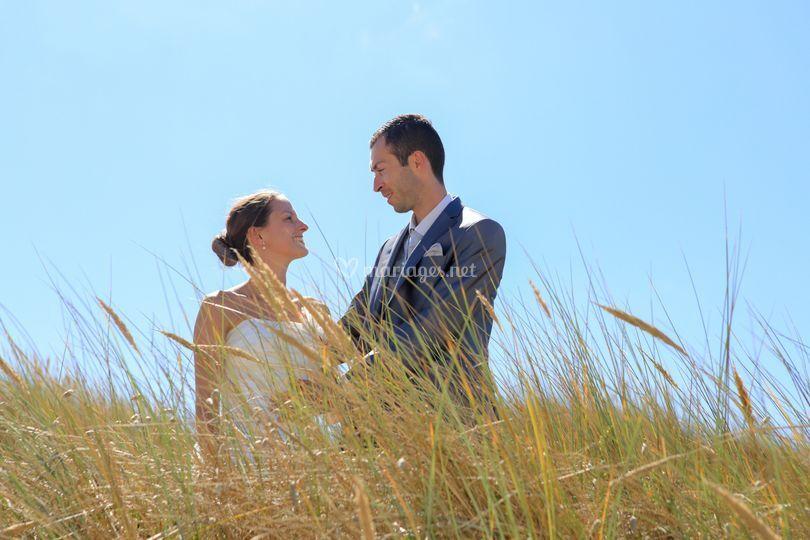 Christelle et Alan