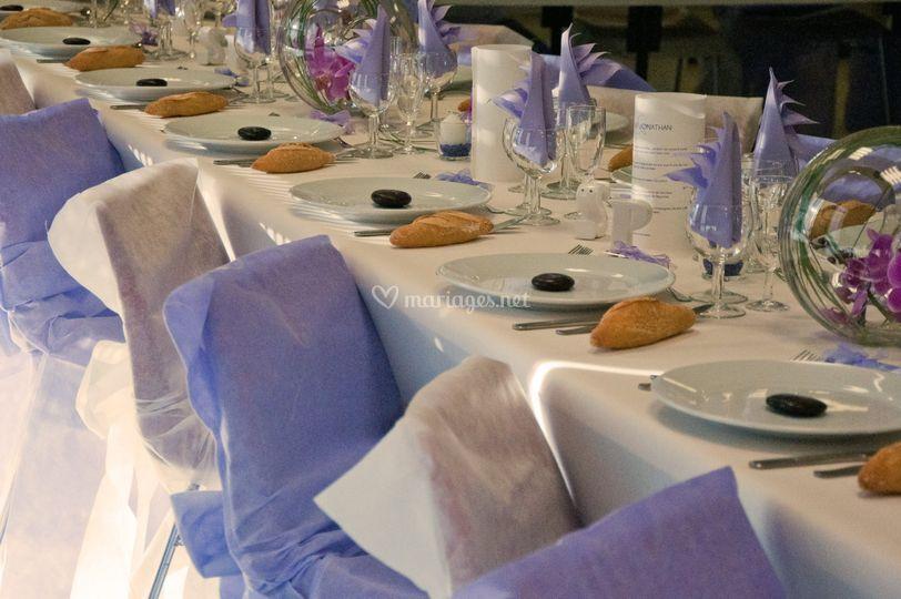 Présentation table 1