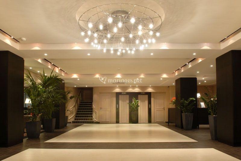Hall d'entrée - lobby