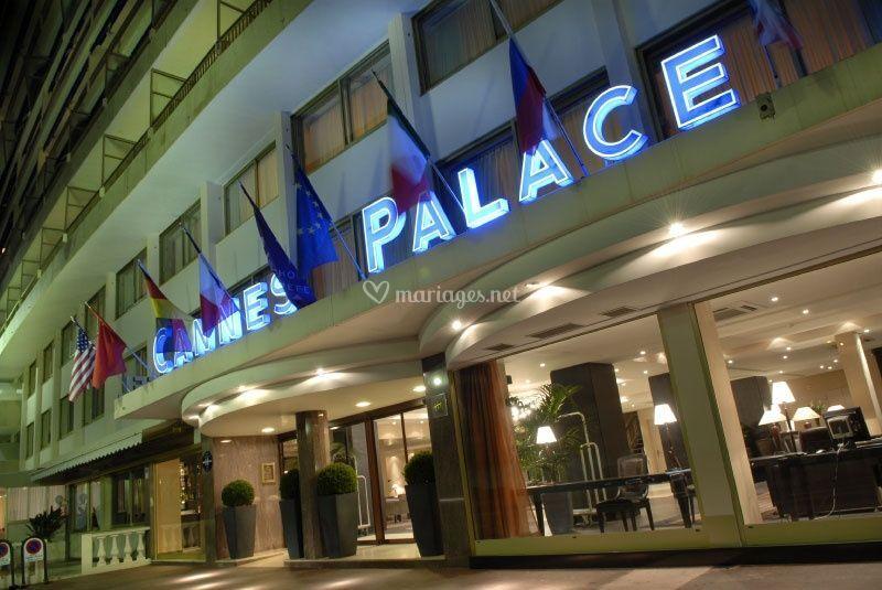 Hôtel Cannes Palace****
