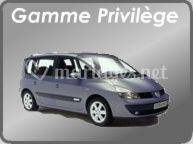 Renault Espace avec chauffeur