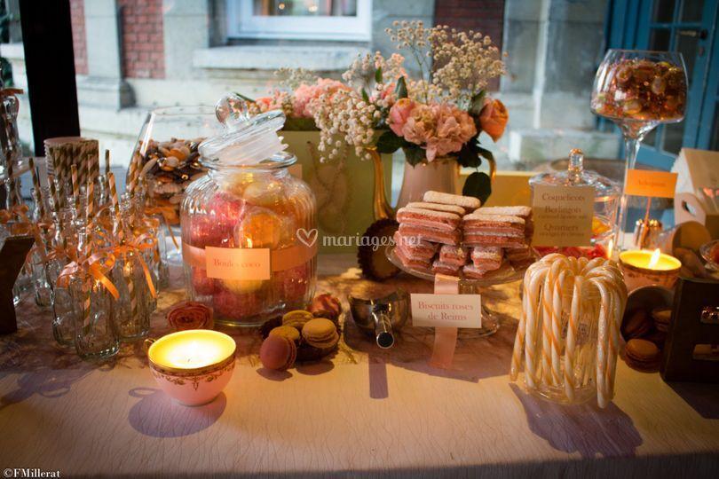 IDo's-Candy Bar salon de thé