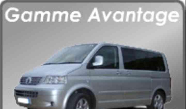 Volkswagen Caravelle avec chauffeur