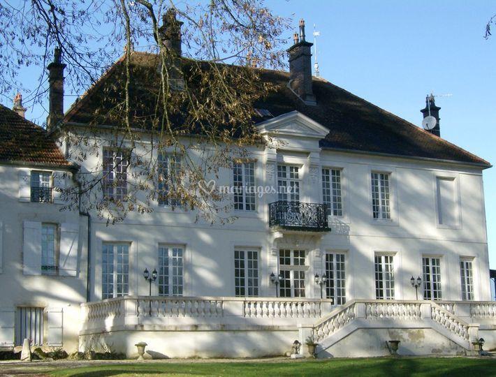 Château de Prauthoy