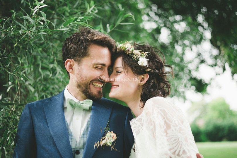 Mariage de Joanna & JB