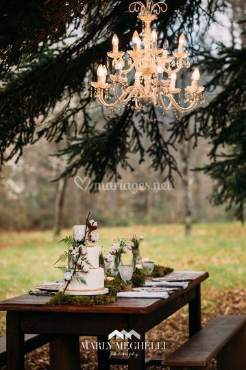 Twilight wedding le Castelet