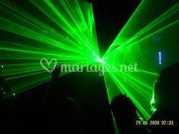 Eclairage PRO (laser)