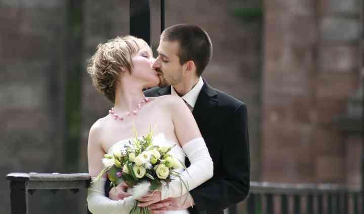 Shooting avant le mariage