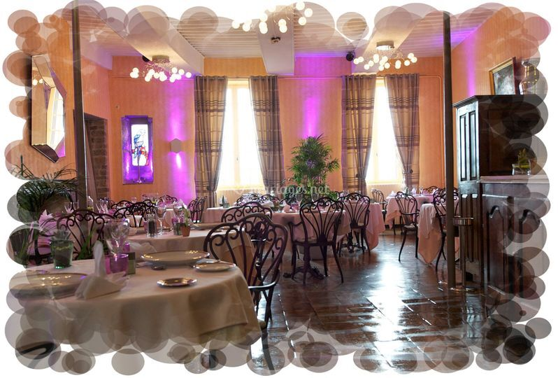 Salle de restaurant/banquet