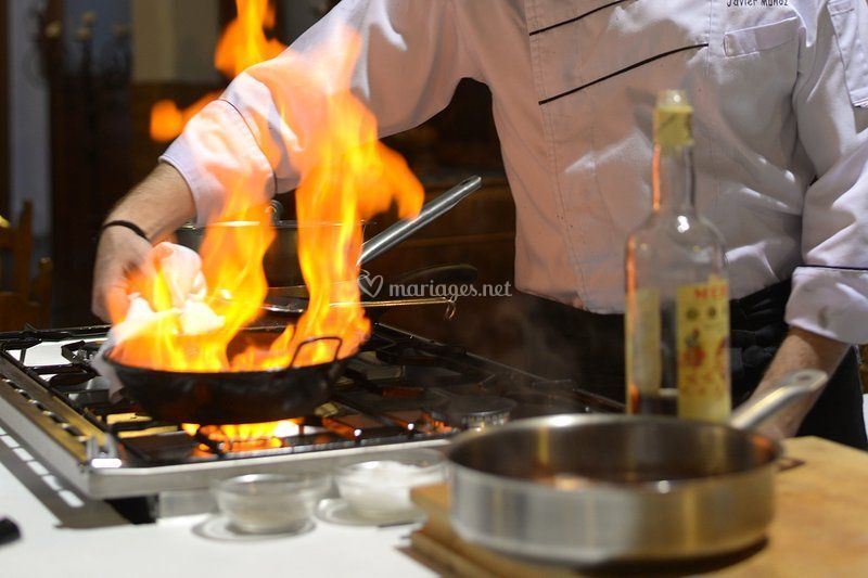 Offre cooking show
