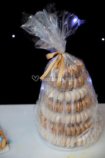 Exemple de Macarons
