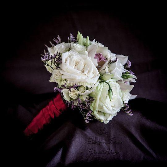 Bouquet de mariee