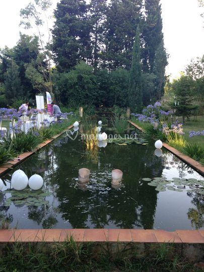 Jardin Anglais Chic