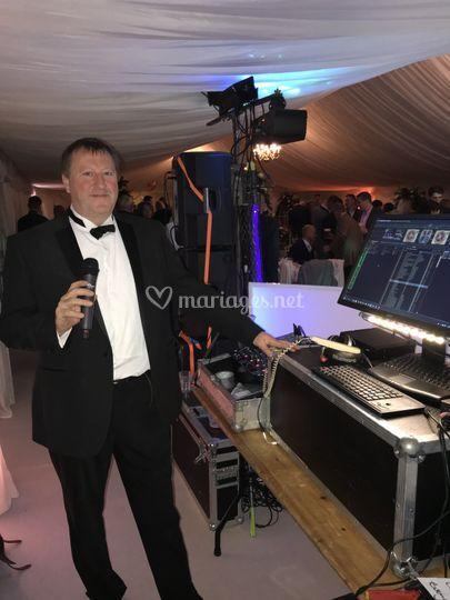 Mathieu le DJ