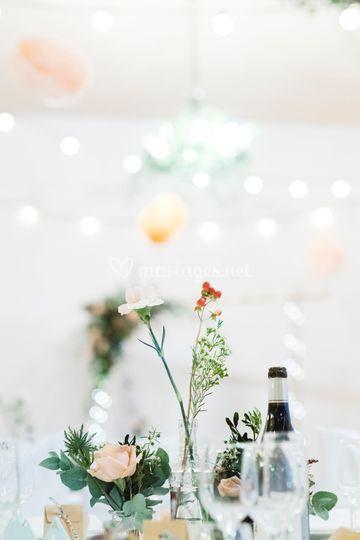 Centre de table, Doune Photo
