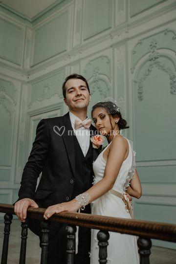 Mariage Esther & Tristan