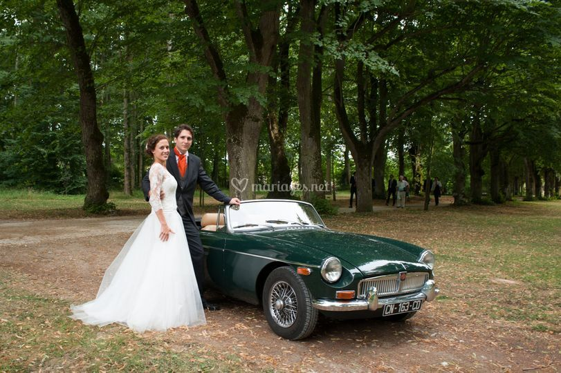 Reportage mariage couple