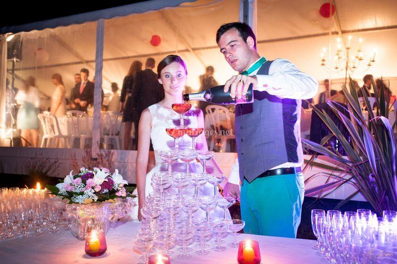 Reportage mariage soirée