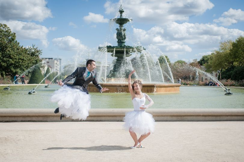 Reportage mariage complet