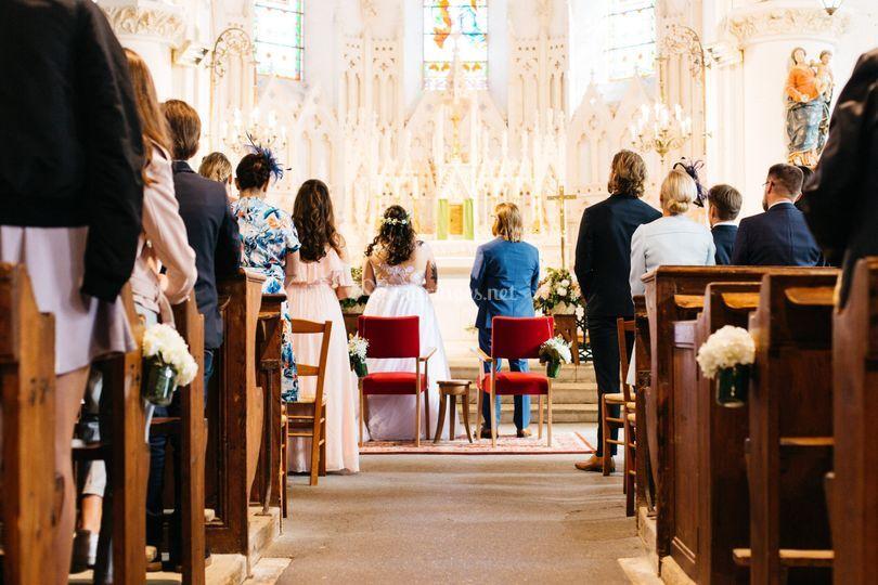 Église ile de ré