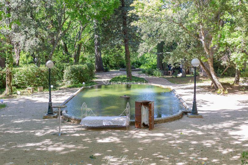 Le Parc de Monvert