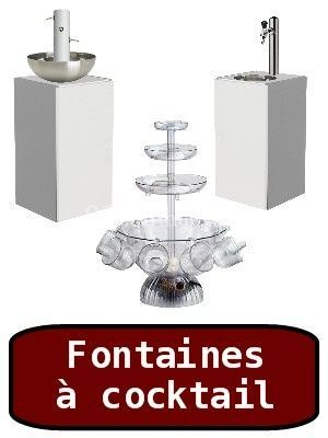 Fontaines à cocktail
