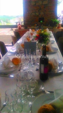 Rebora marie laetitia - Mise en place table restaurant ...