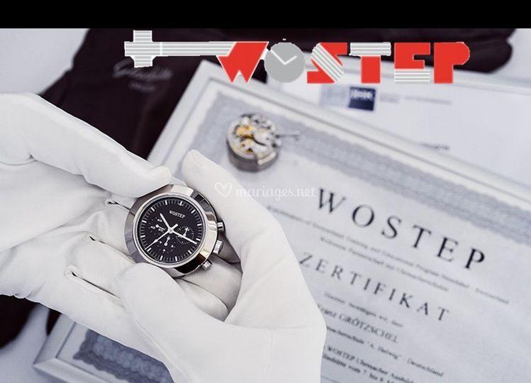 Un horloger diplômé