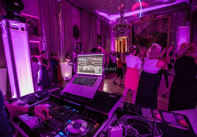 DJ Piste de danse