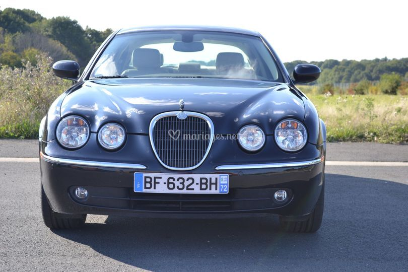 Jaguar S-Type / grande berline