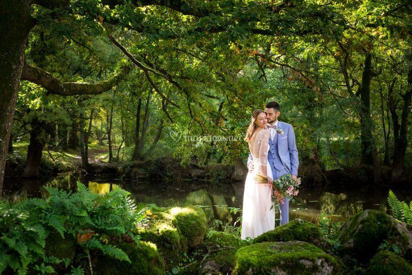 Mariés dans le Maine et Loire