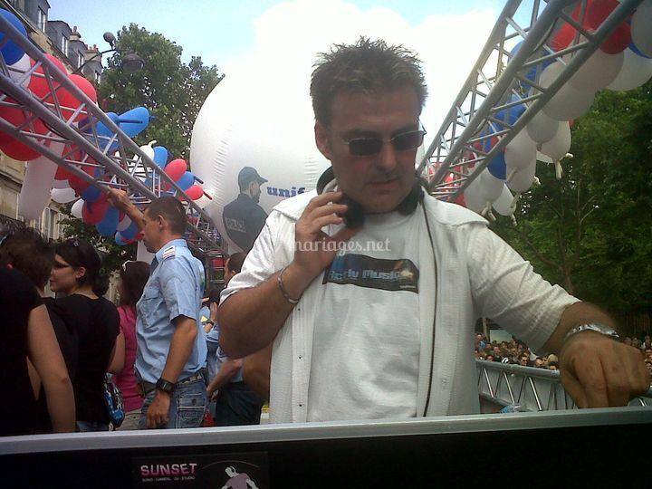 DJ Marco Gay Pride 2012