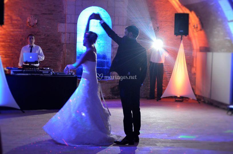 Piste de danse