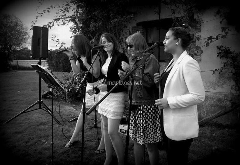 Gospel Choir Girl