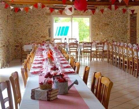 Configuartion banquet