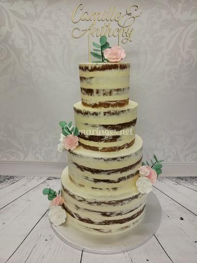 Weddin cake