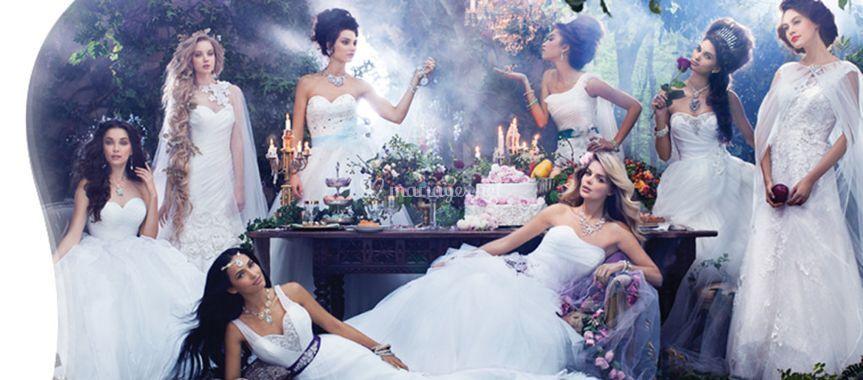 Mari es du cher for Robes de mariage du monde de disney