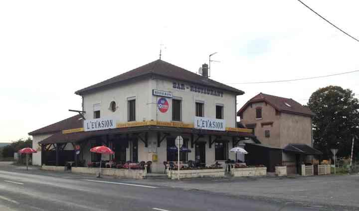 Restaurant L'évasion
