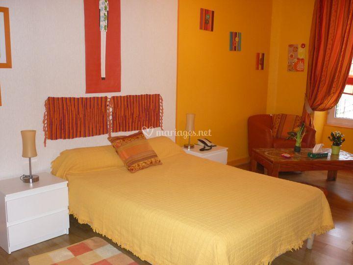 Chambre n 3 hotel au croissant buzançais
