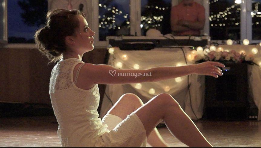 Notre mariée était ballerine