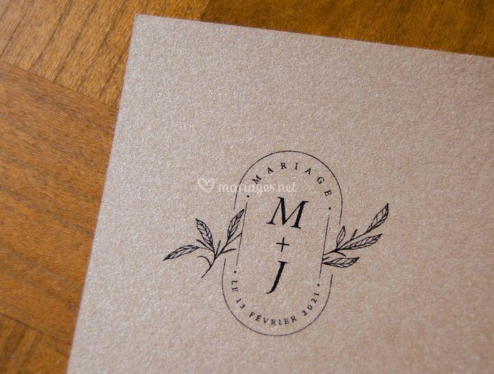 Logo des Mariés