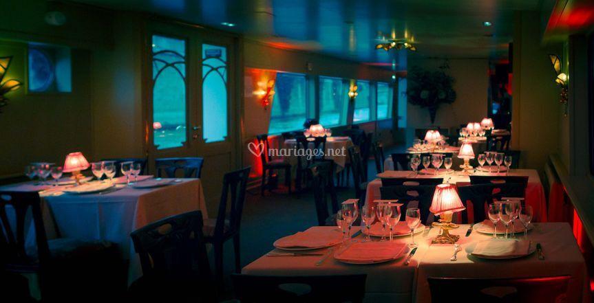 Bateau Ivre Maxim's Diner